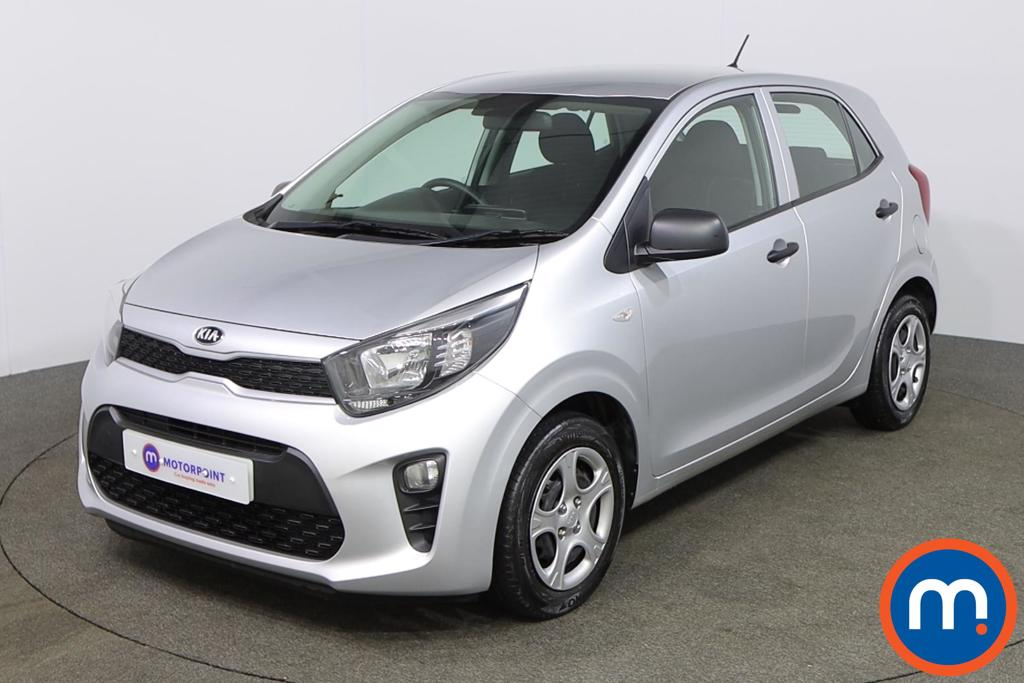 KIA Picanto 1.0 1 5dr - Stock Number 1152570 Passenger side front corner