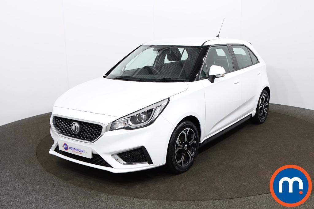 Mg Motor Uk MG3 1.5 VTi-TECH Exclusive 5dr [Navigation] - Stock Number 1153008 Passenger side front corner