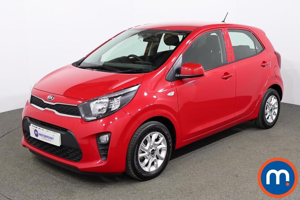 KIA Picanto 1.25 2 5dr - Stock Number 1154035 Passenger side front corner