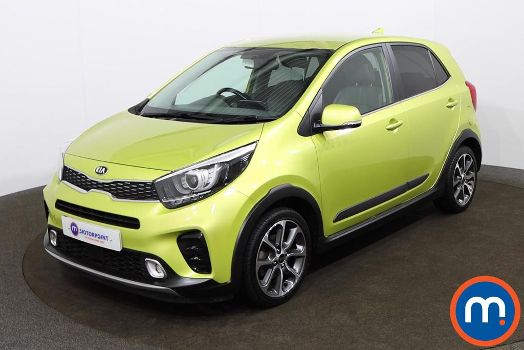 KIA Picanto 1.25 X-Line 5dr Auto - Stock Number 1156088 Passenger side front corner