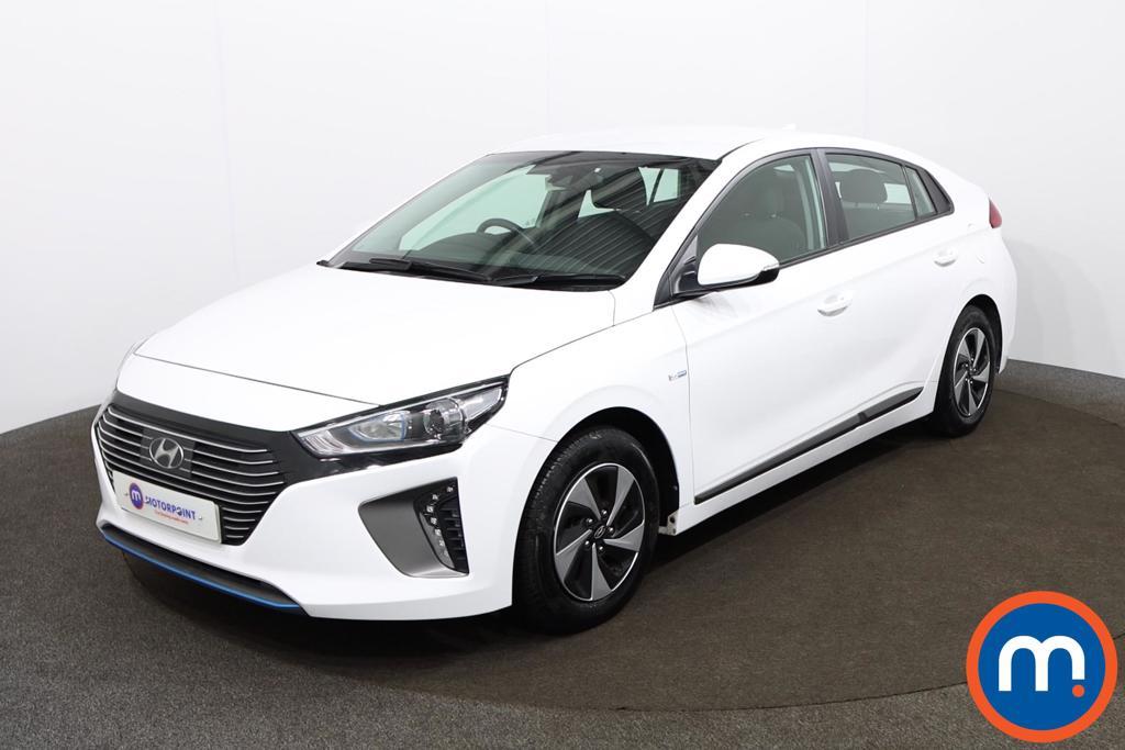 Hyundai Ioniq 1.6 GDi Hybrid SE 5dr DCT - Stock Number 1137801 Passenger side front corner