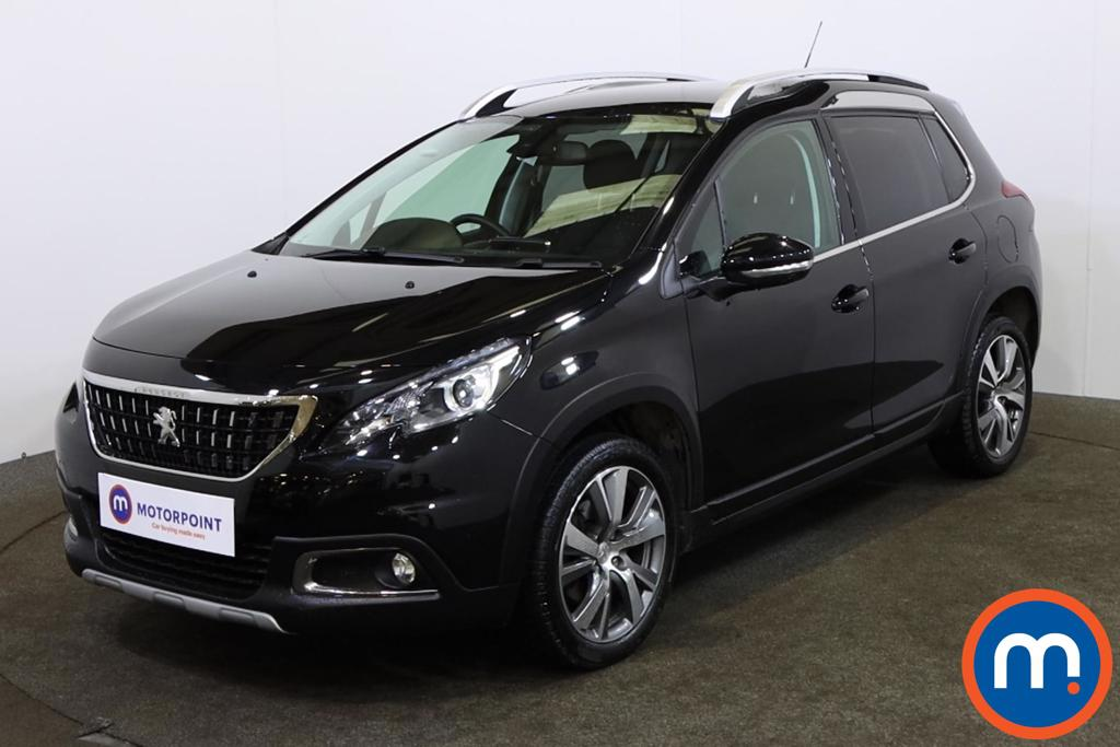 Peugeot 2008 1.2 PureTech 110 Allure 5dr EAT6 - Stock Number 1152990 Passenger side front corner