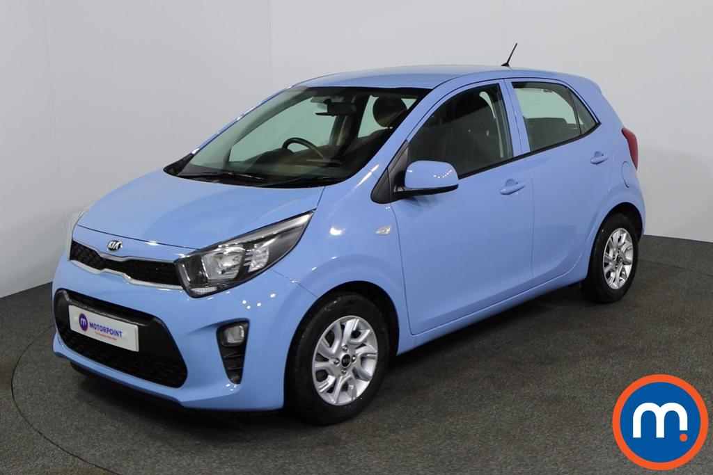KIA Picanto 1.25 2 5dr Auto - Stock Number 1153214 Passenger side front corner