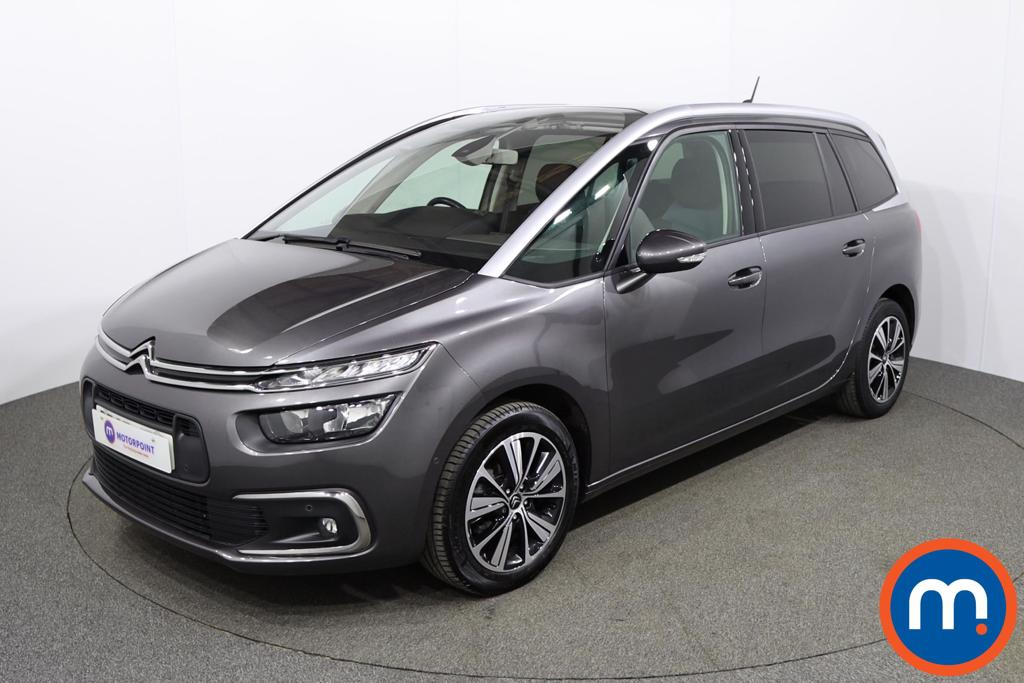 Citroen Grand C4 Picasso 1.6 BlueHDi Feel 5dr - Stock Number 1153946 Passenger side front corner