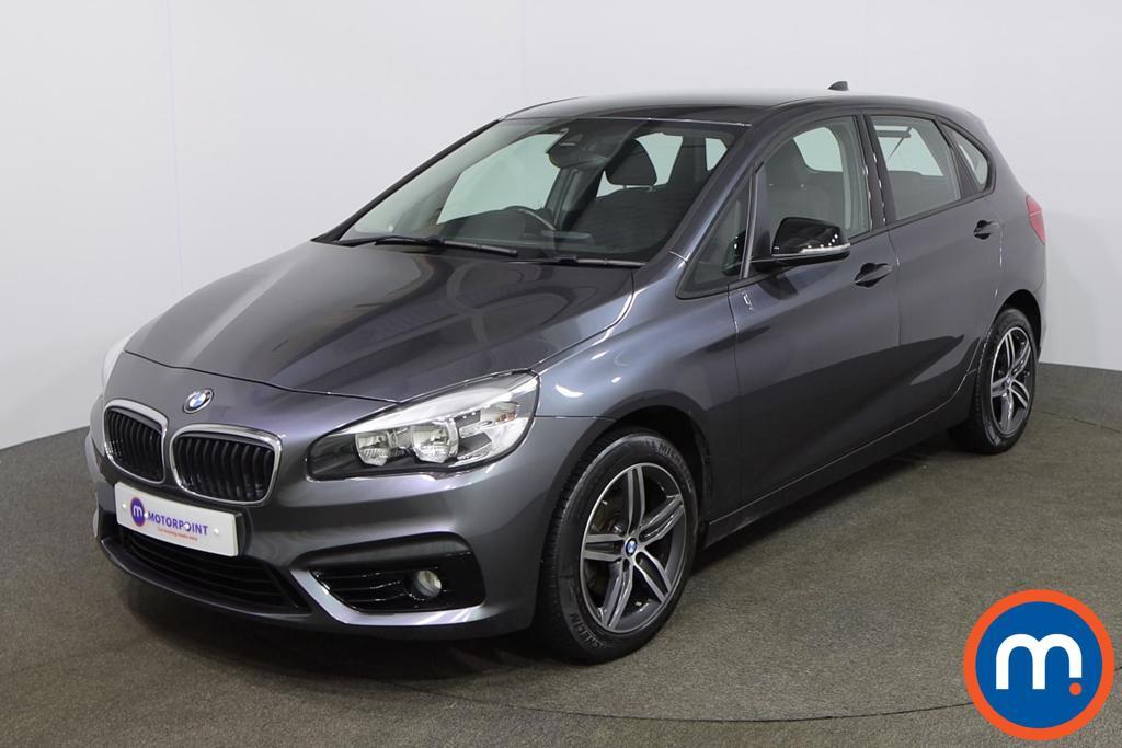 BMW 2 Series 216d Sport 5dr [Nav] - Stock Number 1153988 Passenger side front corner
