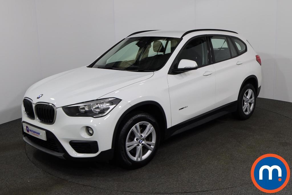 BMW X1 sDrive 18d SE 5dr - Stock Number 1154562 Passenger side front corner