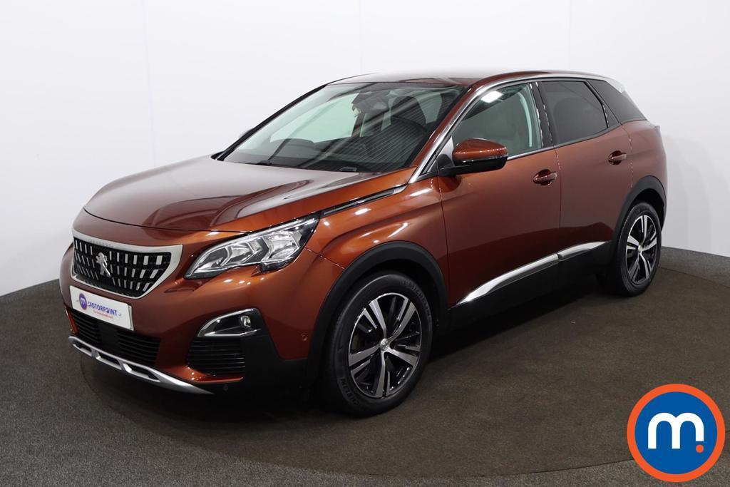 Peugeot 3008 1.6 BlueHDi 120 Allure 5dr EAT6 - Stock Number 1155722 Passenger side front corner