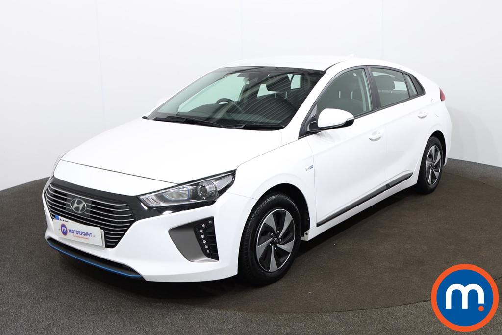 Hyundai Ioniq 1.6 GDi Hybrid SE 5dr DCT - Stock Number 1155811 Passenger side front corner