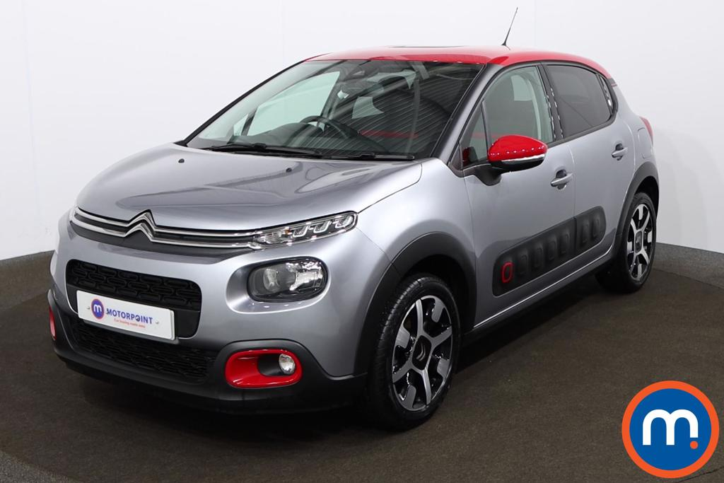 Citroen C3 1.2 PureTech 82 Flair Nav Edition 5dr - Stock Number 1156219 Passenger side front corner