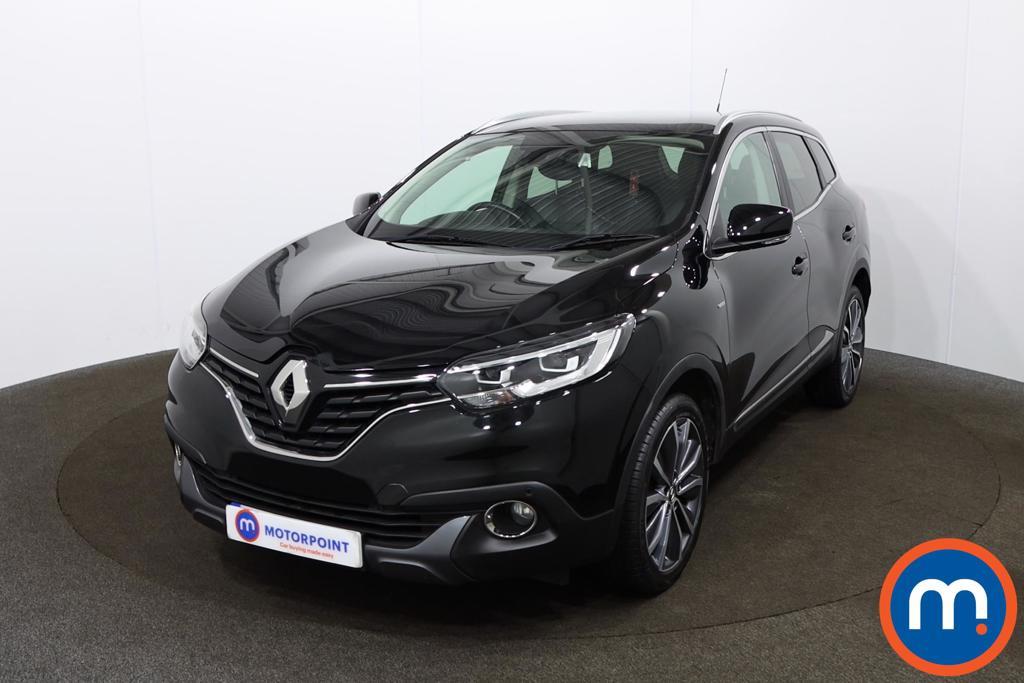 Renault Kadjar 1.2 TCE Signature Nav 5dr EDC - Stock Number 1145645 Passenger side front corner
