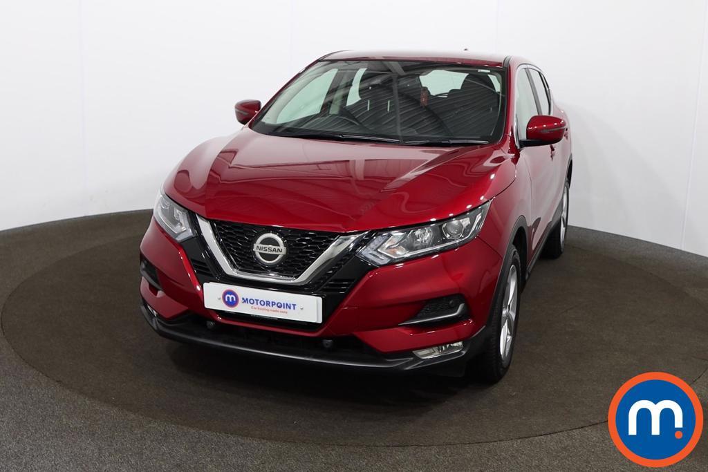 Nissan Qashqai 1.3 DiG-T 160 Acenta Premium 5dr DCT - Stock Number 1154150 Passenger side front corner
