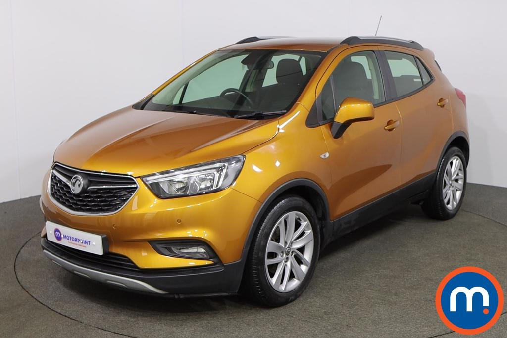 Vauxhall Mokka X 1.4T Active 5dr Auto - Stock Number 1154569 Passenger side front corner