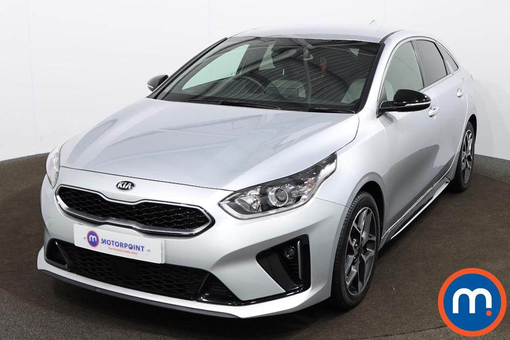 KIA Pro Ceed 1.4T GDi ISG GT-Line 5dr - Stock Number 1118512 Passenger side front corner