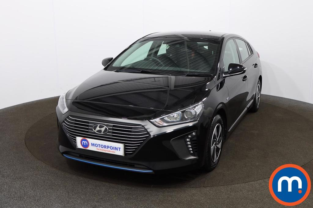 Hyundai Ioniq 1.6 GDi Hybrid SE 5dr DCT - Stock Number 1155336 Passenger side front corner