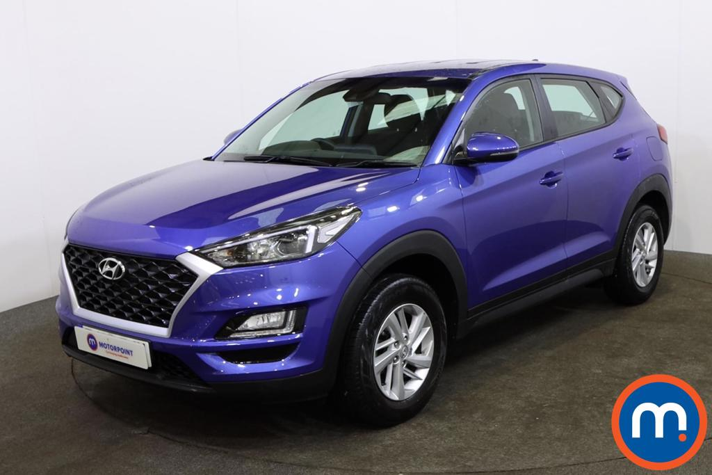 Hyundai Tucson 1.6 GDi S Connect 5dr 2WD - Stock Number 1150640 Passenger side front corner