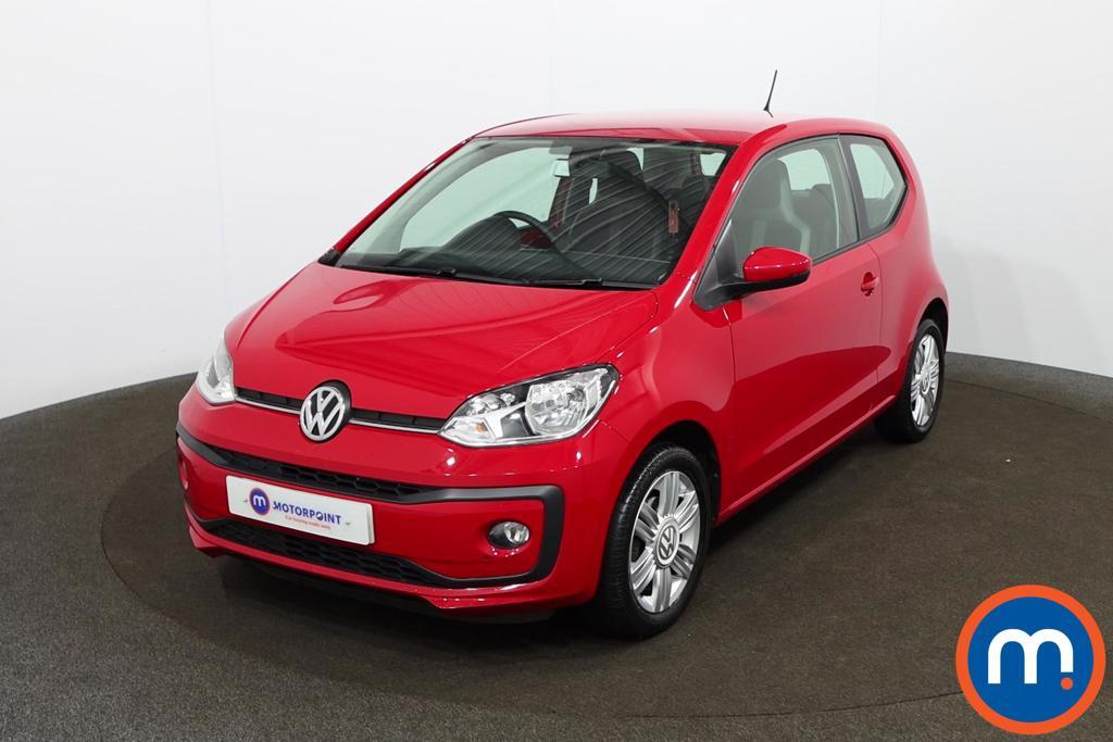 Volkswagen UP 1.0 High Up 3dr - Stock Number 1151477 Passenger side front corner