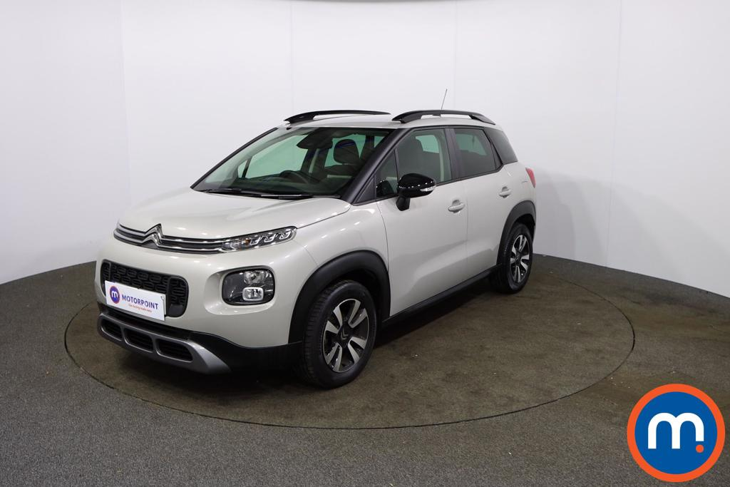 Citroen C3 Aircross 1.5 BlueHDi Feel 5dr [6 speed] - Stock Number 1152341 Passenger side front corner