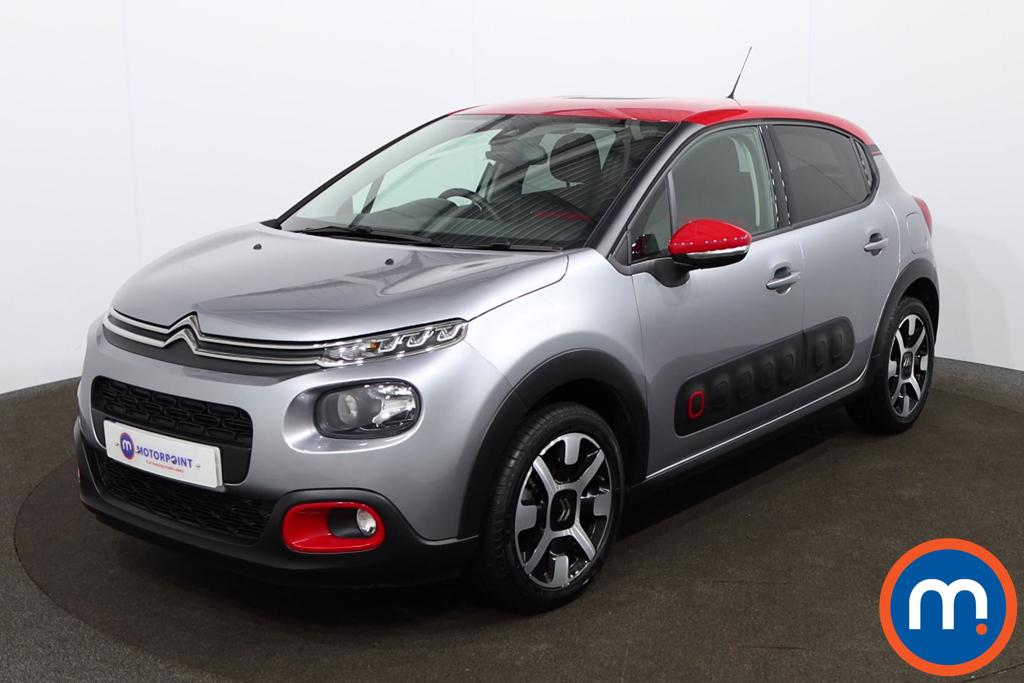 Citroen C3 1.2 PureTech 82 Flair Nav Edition 5dr - Stock Number 1152444 Passenger side front corner