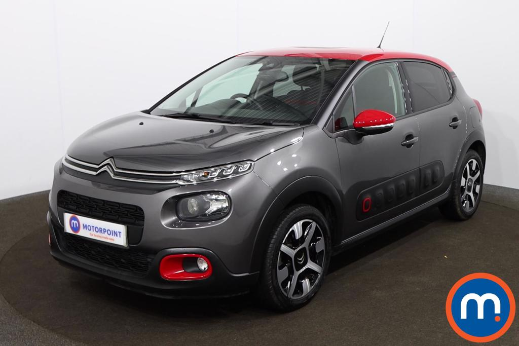 Citroen C3 1.2 PureTech 82 Flair Nav Edition 5dr - Stock Number 1152445 Passenger side front corner