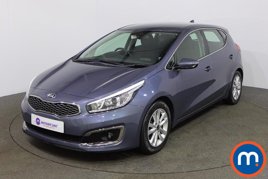 KIA Ceed 1.6 CRDi ISG 2 5dr - Stock Number 1152650 Passenger side front corner