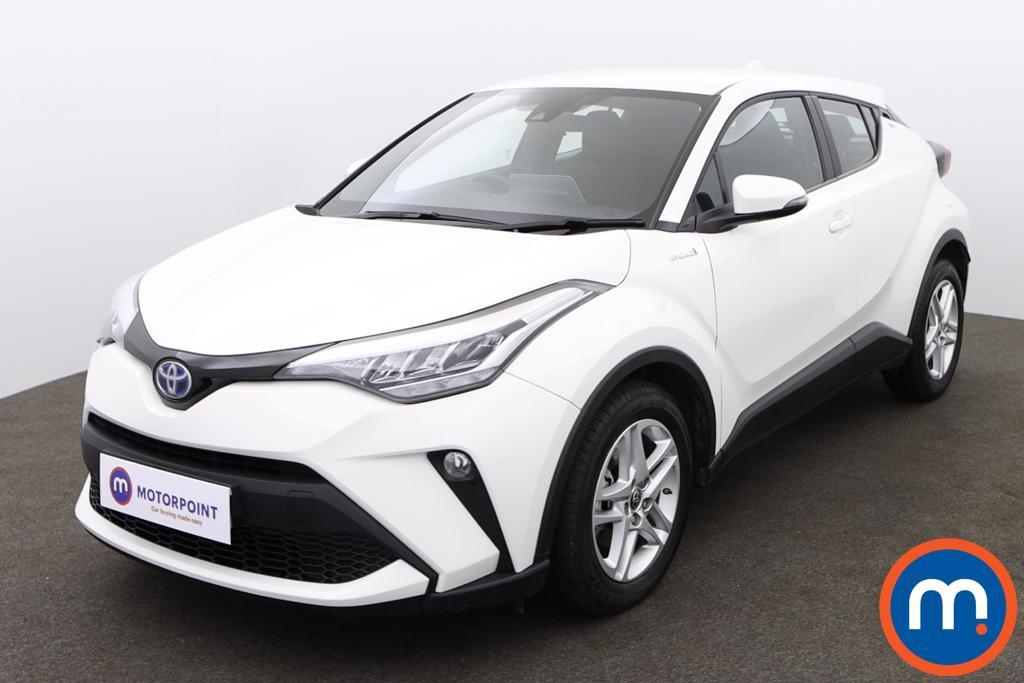 Toyota C-Hr 1.8 Hybrid Icon 5dr CVT - Stock Number 1153525 Passenger side front corner