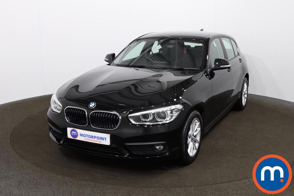 BMW 1 Series 116d SE Business 5dr [Nav-Servotronic] - Stock Number 1154645 Passenger side front corner