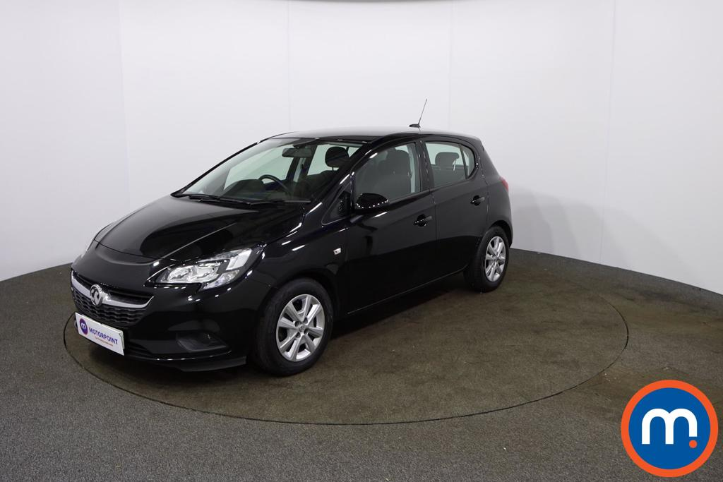 Vauxhall Corsa 1.4 Design 5dr Auto - Stock Number 1154728 Passenger side front corner