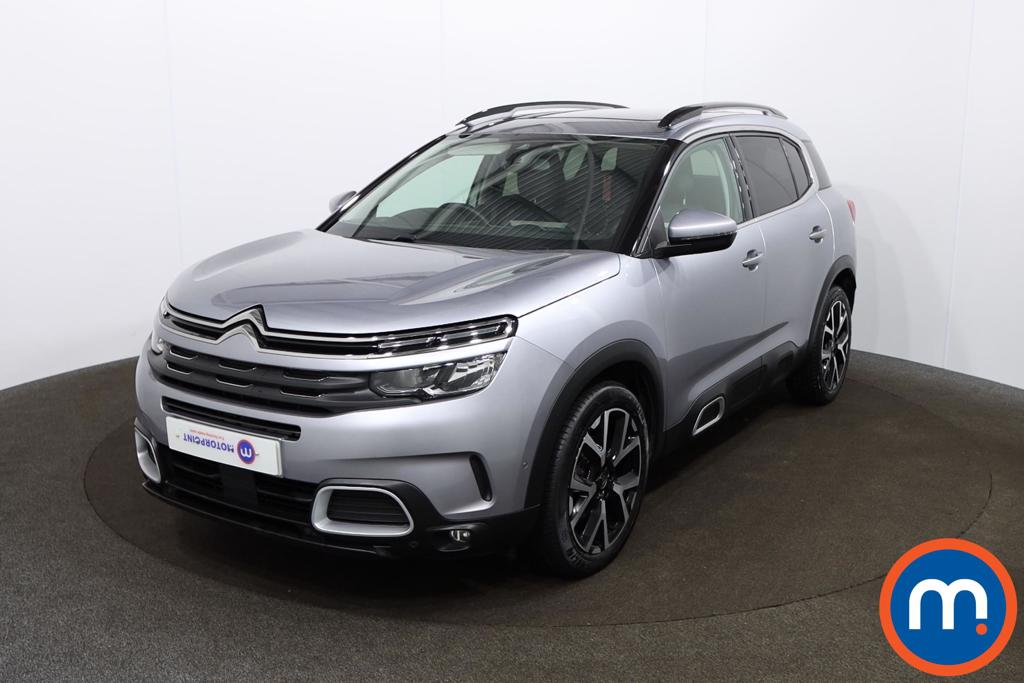 Citroen C5 Aircross 1.5 BlueHDi 130 Flair Plus 5dr EAT8 - Stock Number 1155281 Passenger side front corner