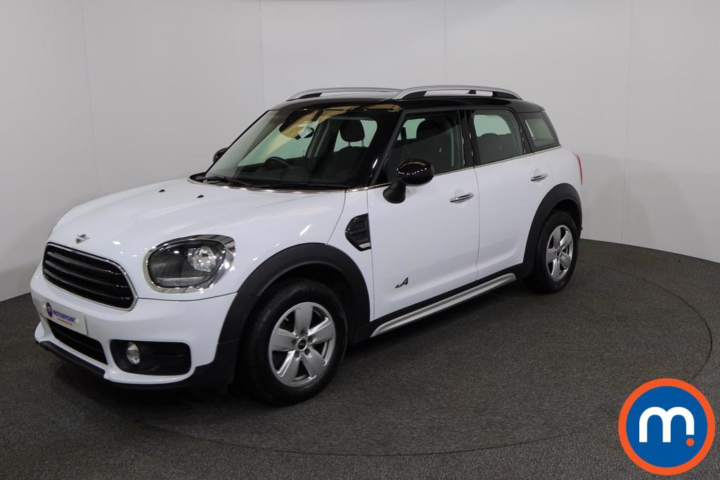 Mini Countryman 2.0 Cooper D ALL4 5dr - Stock Number 1155559 Passenger side front corner