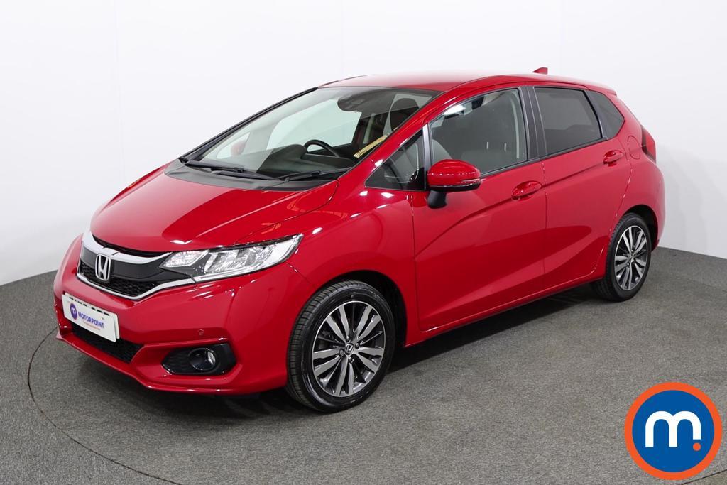 Honda Jazz 1.3 i-VTEC EX 5dr - Stock Number 1156238 Passenger side front corner