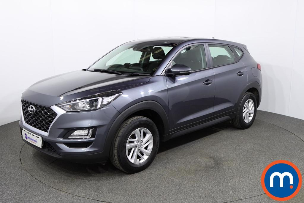 Hyundai Tucson 1.6 GDi S Connect 5dr 2WD - Stock Number 1150645 Passenger side front corner