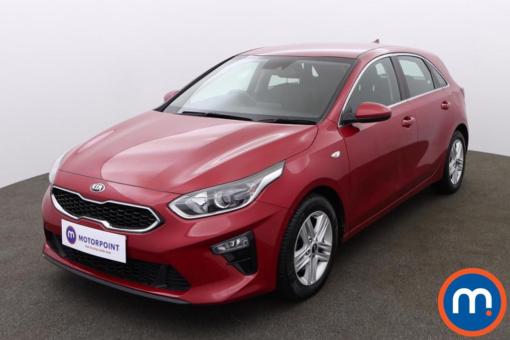 KIA Ceed 1.6 CRDi ISG 2 5dr - Stock Number 1152316 Passenger side front corner