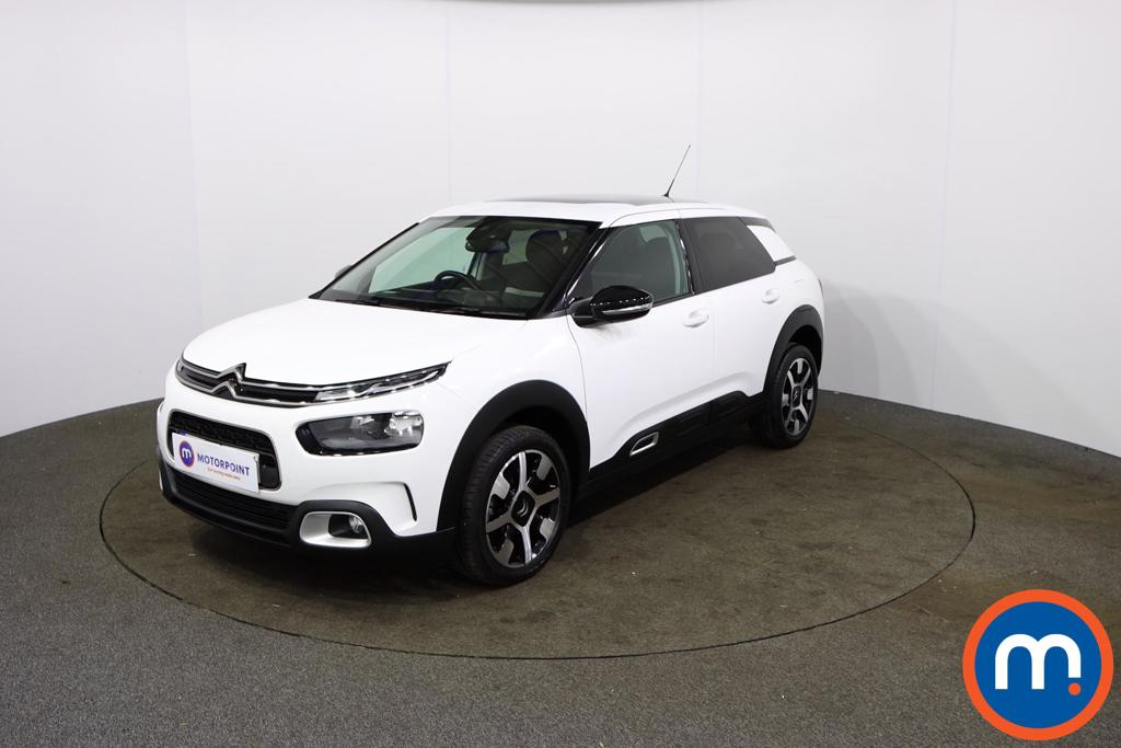Citroen C4 Cactus 1.5 BlueHDi Flair 5dr - Stock Number 1152319 Passenger side front corner