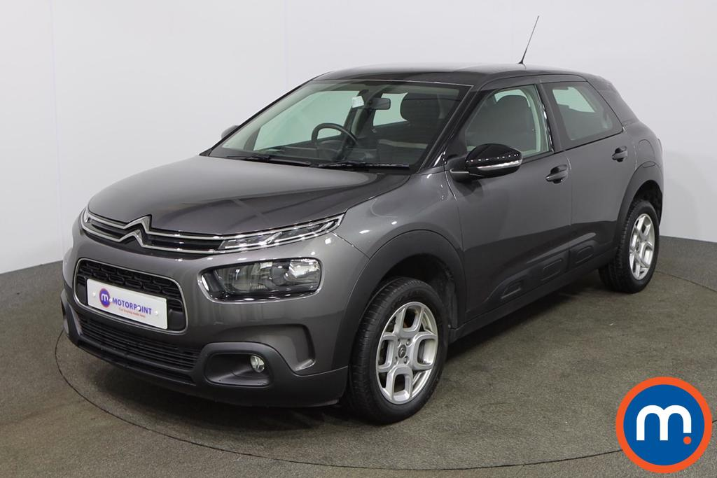 Citroen C4 Cactus 1.2 PureTech Feel 5dr [6 Speed] - Stock Number 1152349 Passenger side front corner