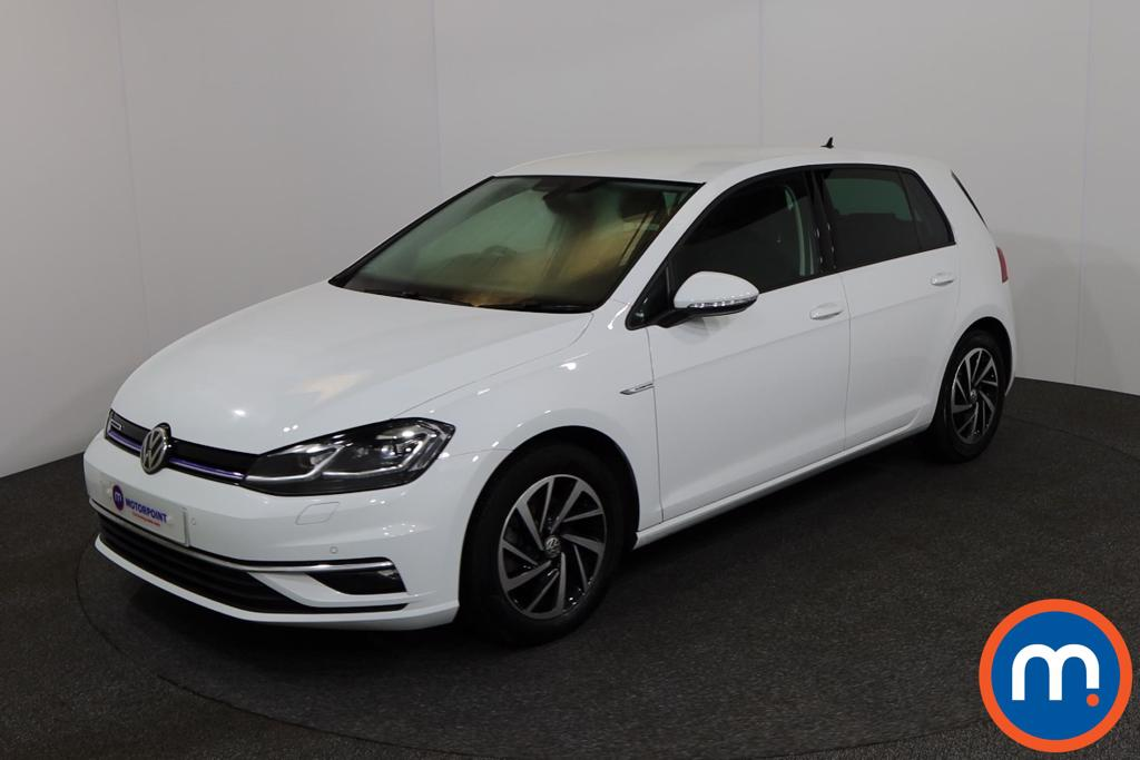 Volkswagen Golf 1.5 TSI EVO Match Edition 5dr - Stock Number 1156129 Passenger side front corner