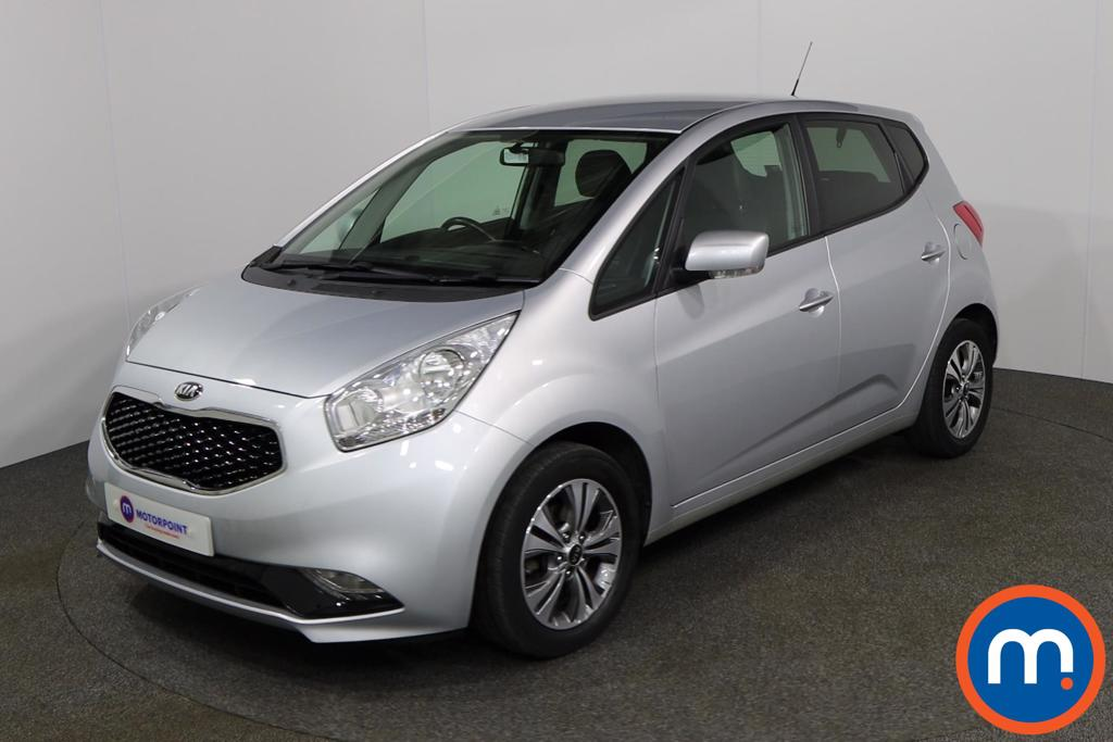 KIA Venga 1.6 3 5dr Auto [6] - Stock Number 1156217 Passenger side front corner