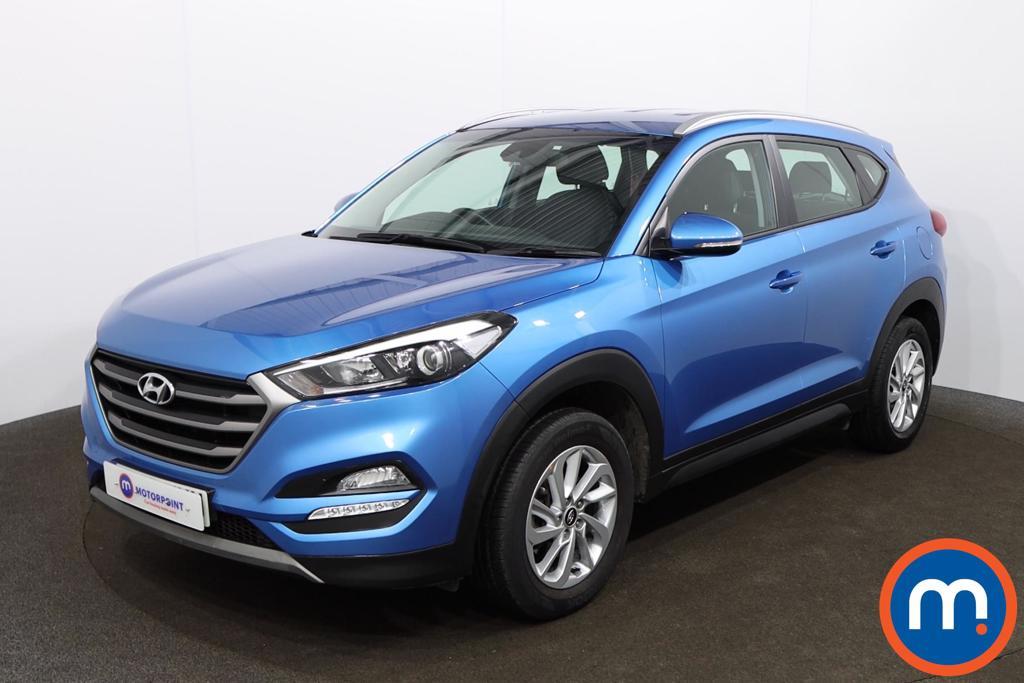 Hyundai Tucson 1.6 GDi Blue Drive SE 5dr 2WD - Stock Number 1156440 Passenger side front corner