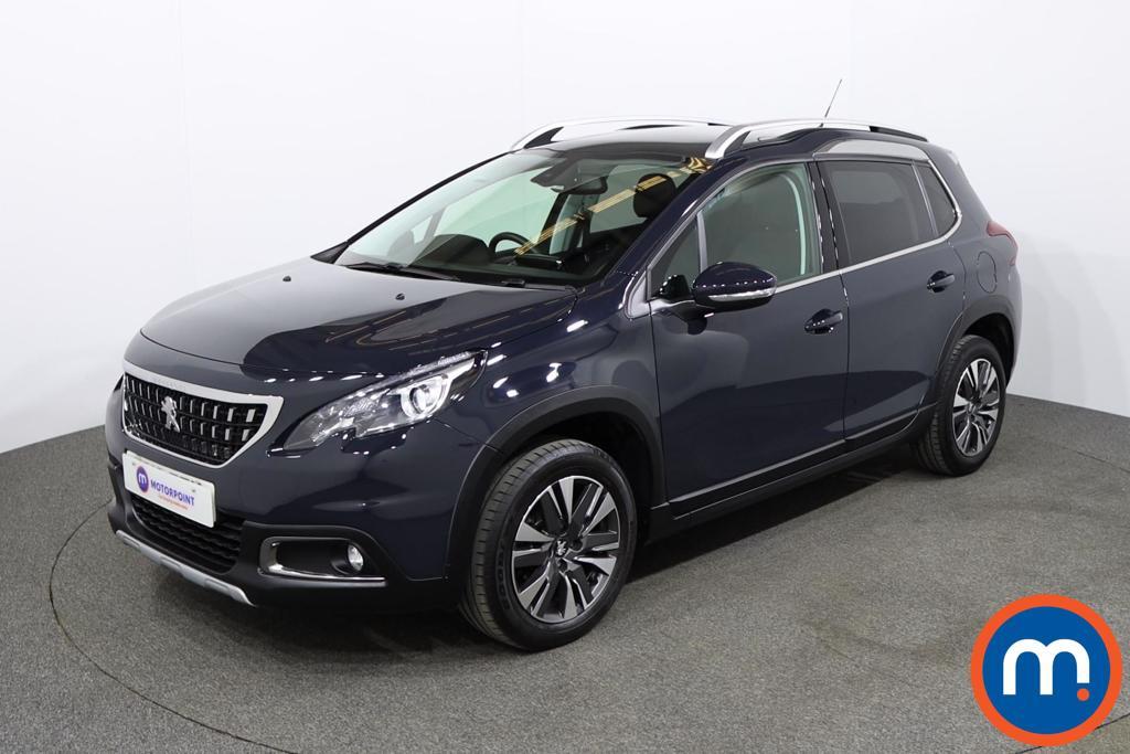 Peugeot 2008 1.2 PureTech Allure Premium 5dr [Start Stop] - Stock Number 1157200 Passenger side front corner