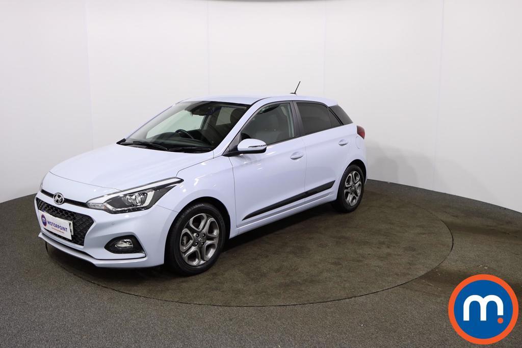 Hyundai I20 1.2 MPi Premium Nav 5dr - Stock Number 1152025 Passenger side front corner