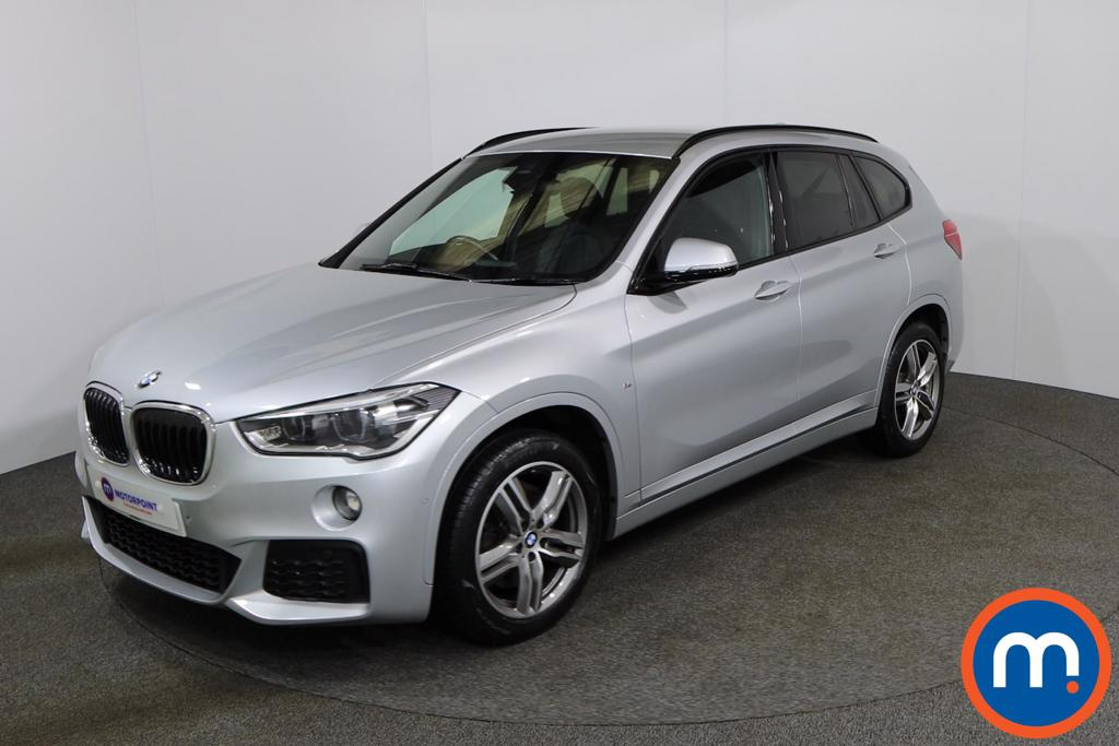 BMW X1 xDrive 20d M Sport 5dr Step Auto - Stock Number 1153190 Passenger side front corner