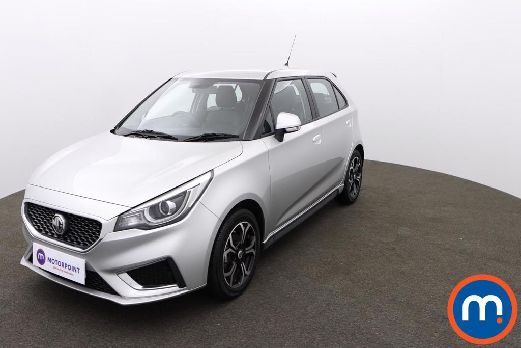 Mg Motor Uk MG3 1.5 VTi-TECH Exclusive 5dr - Stock Number 1154337 Passenger side front corner