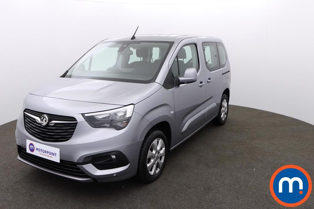 Vauxhall Combo Life 1.2 Turbo Energy 5dr - Stock Number 1155065 Passenger side front corner