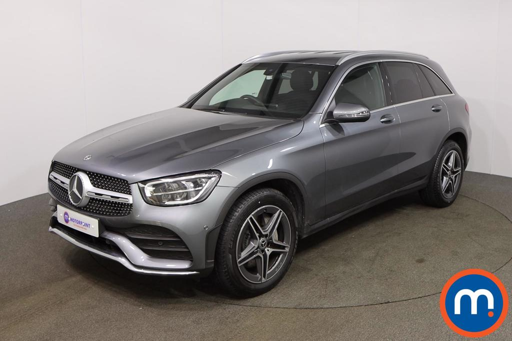Mercedes-Benz GLC GLC 300 4Matic AMG Line 5dr 9G-Tronic - Stock Number 1155159 Passenger side front corner