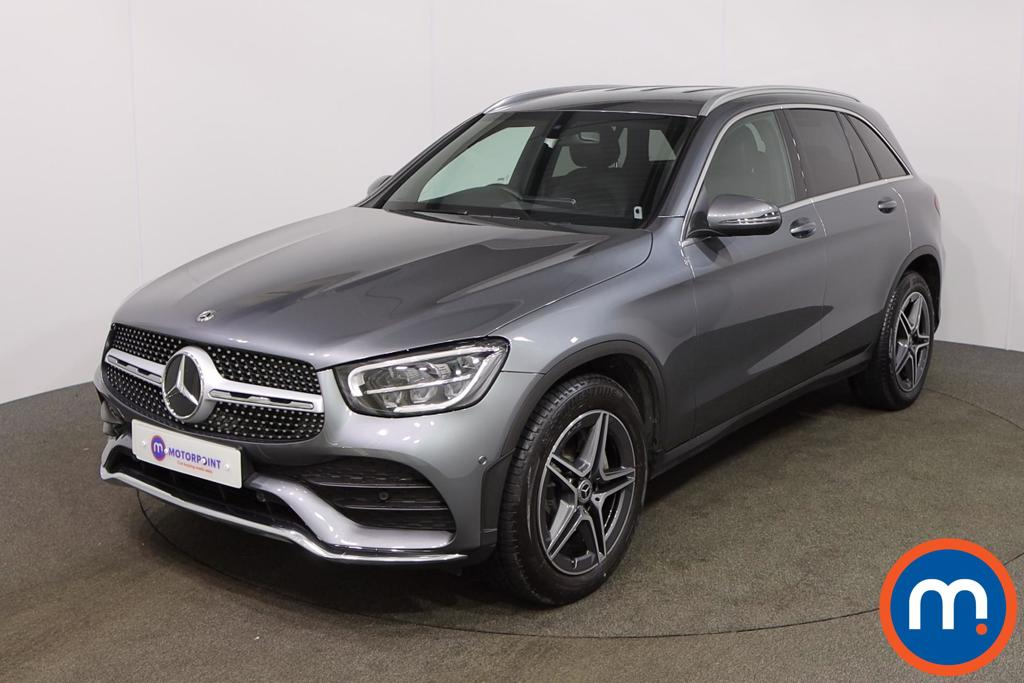 Mercedes-Benz GLC GLC 300 4Matic AMG Line 5dr 9G-Tronic - Stock Number 1155161 Passenger side front corner