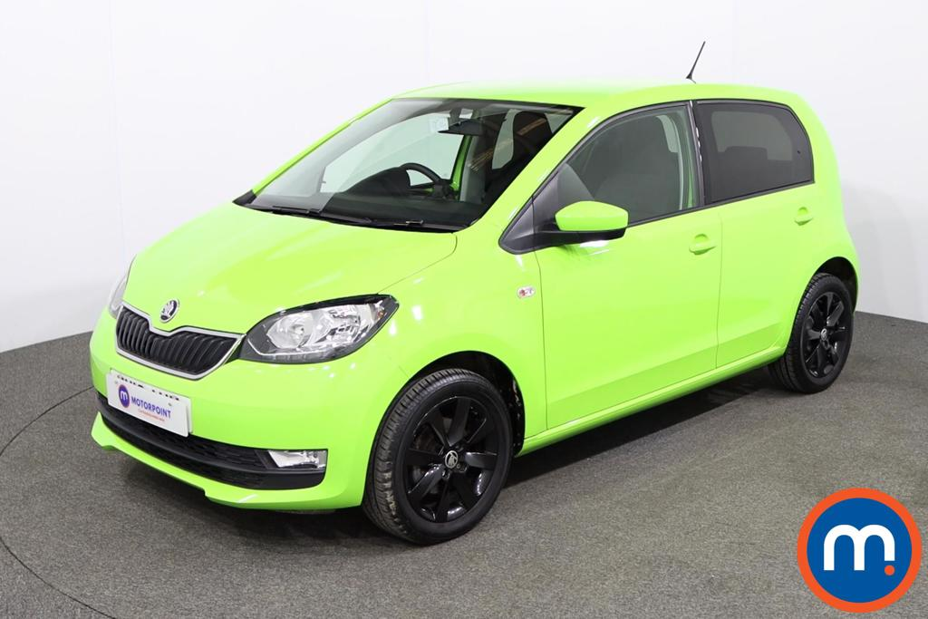 Skoda Citigo 1.0 MPI Colour Edition 5dr - Stock Number 1155967 Passenger side front corner