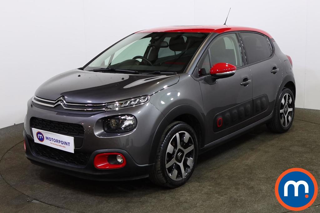 Citroen C3 1.2 PureTech 82 Flair Nav Edition 5dr - Stock Number 1156067 Passenger side front corner