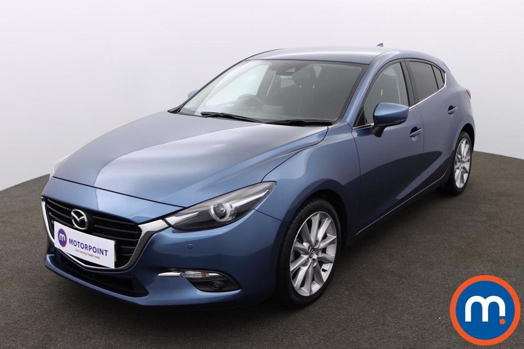 Mazda 3 2.0 Sport Nav 5dr Auto - Stock Number 1157577 Passenger side front corner
