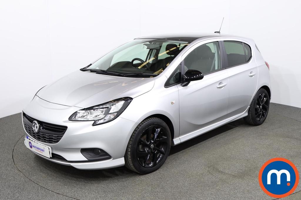 Vauxhall Corsa 1.4 SRi Vx-line Nav Black 5dr - Stock Number 1123459 Passenger side front corner