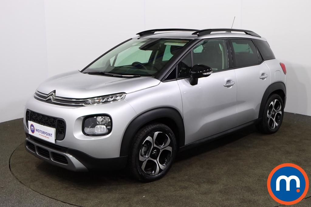 Citroen C3 Aircross 1.2 PureTech Flair 5dr - Stock Number 1152183 Passenger side front corner