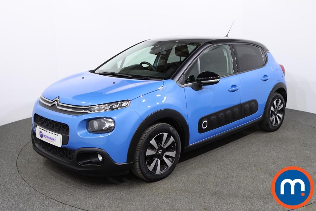 Citroen C3 1.2 PureTech 110 Flair 5dr [6 Speed] - Stock Number 1152211 Passenger side front corner